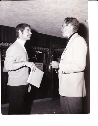 Boyd and Heston meet again- circa 1967