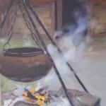 'Ancient flames' Irish hertiage