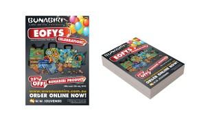 Stephen Brumwell Graphics & Web Development - Print Flyer, A5 Flyer, Printing, Print Design