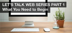 Stephen Brumwell Graphic Design, Lets Talk Web Series, Web Design, Websites.