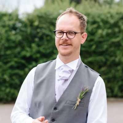 Norfolk wedding photographer – best man