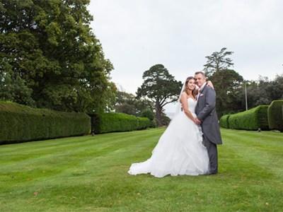 Elmers Court Hotel Naomi and Jonathan Hampshire Wedding Photographer