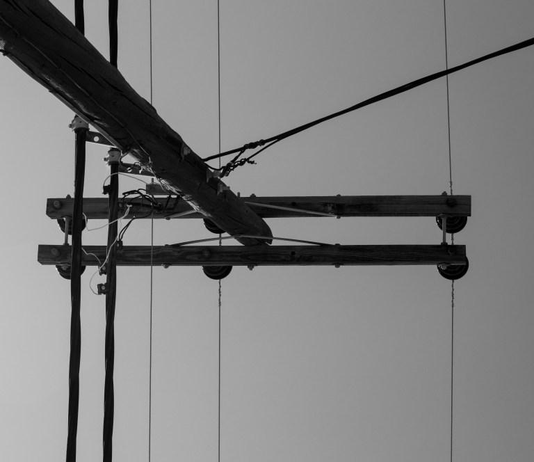 Power lines Kalami