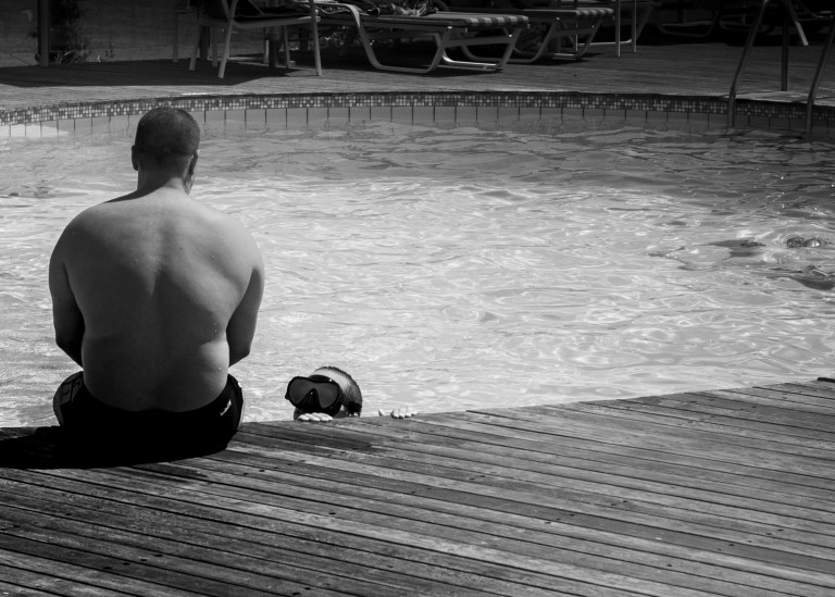 Father & Son Top Pool
