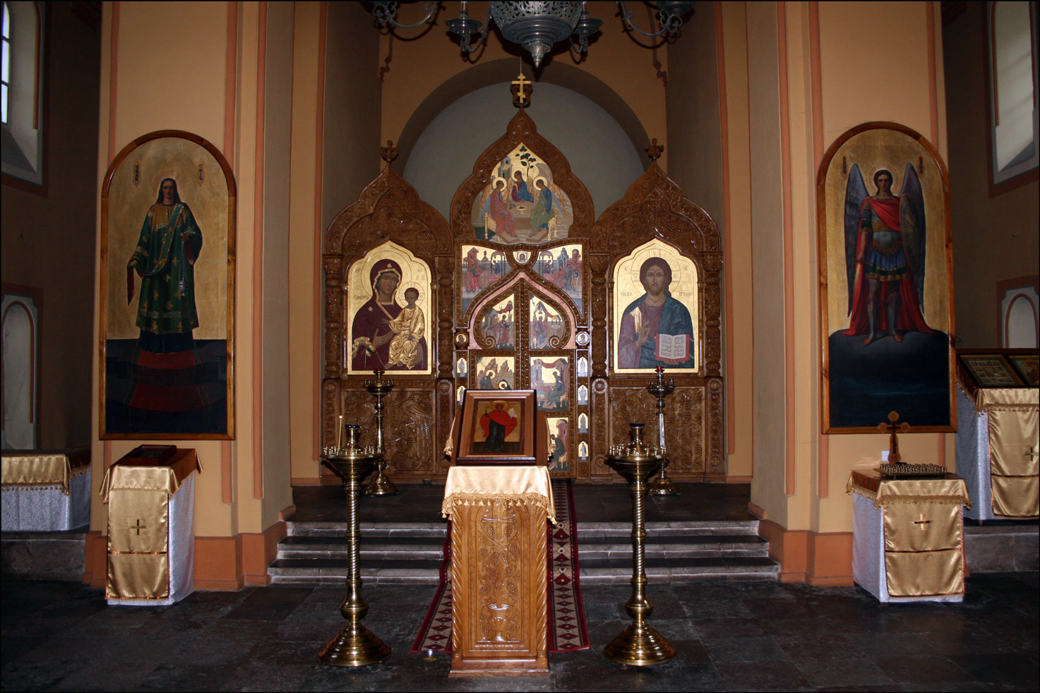 Russian Orthodox Churches In Vilnius