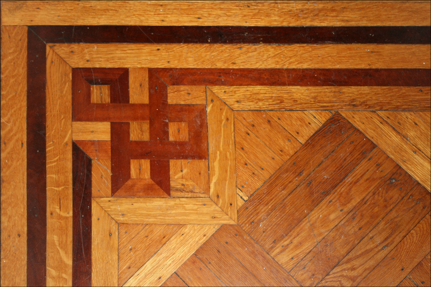 What to do with parquet floor