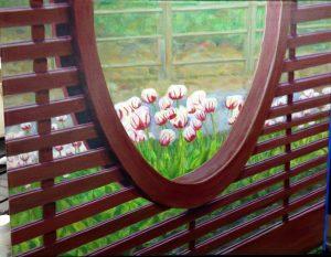 Flowering Porthole