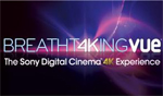 Digital film distribution at Vue Extreme