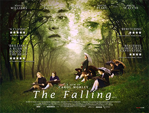 The Falling movie poster