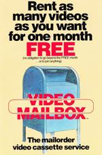 Video Mailbox poster