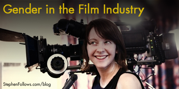 Gender in the film industry