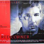 Red Corner movie poster
