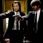 Pulp Fiction is the best of the films at Cannes
