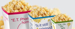 Odeon popcorn