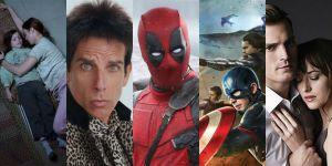 Movie release patterns