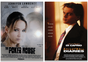 Poker house Basketball diaries posters