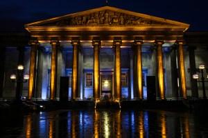 Economics of location filming British Museum 03