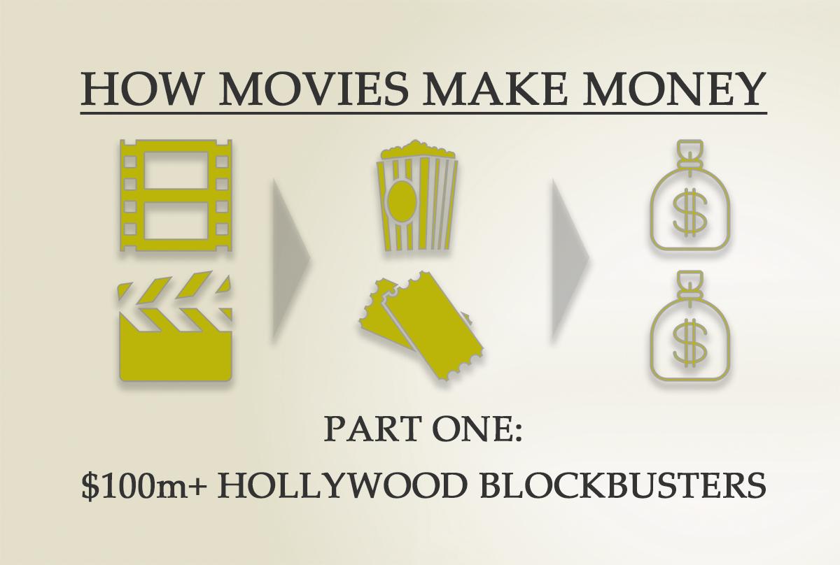 Cómo las películas ganan dinero: $ 100m + Hollywood blockbusters