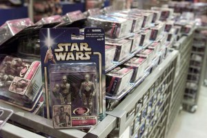 New Star Wars Toys Unveiled