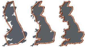 Coastline paradox