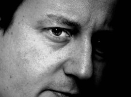 Man at the top - Prime Minister David Cameron