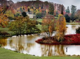 Autumnal Coniston lake