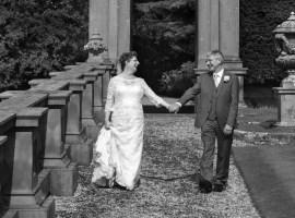 Wedding at Broughton Hall