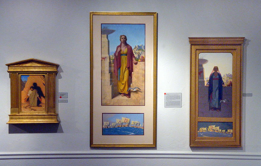Traditional Art and The Art of the Frame