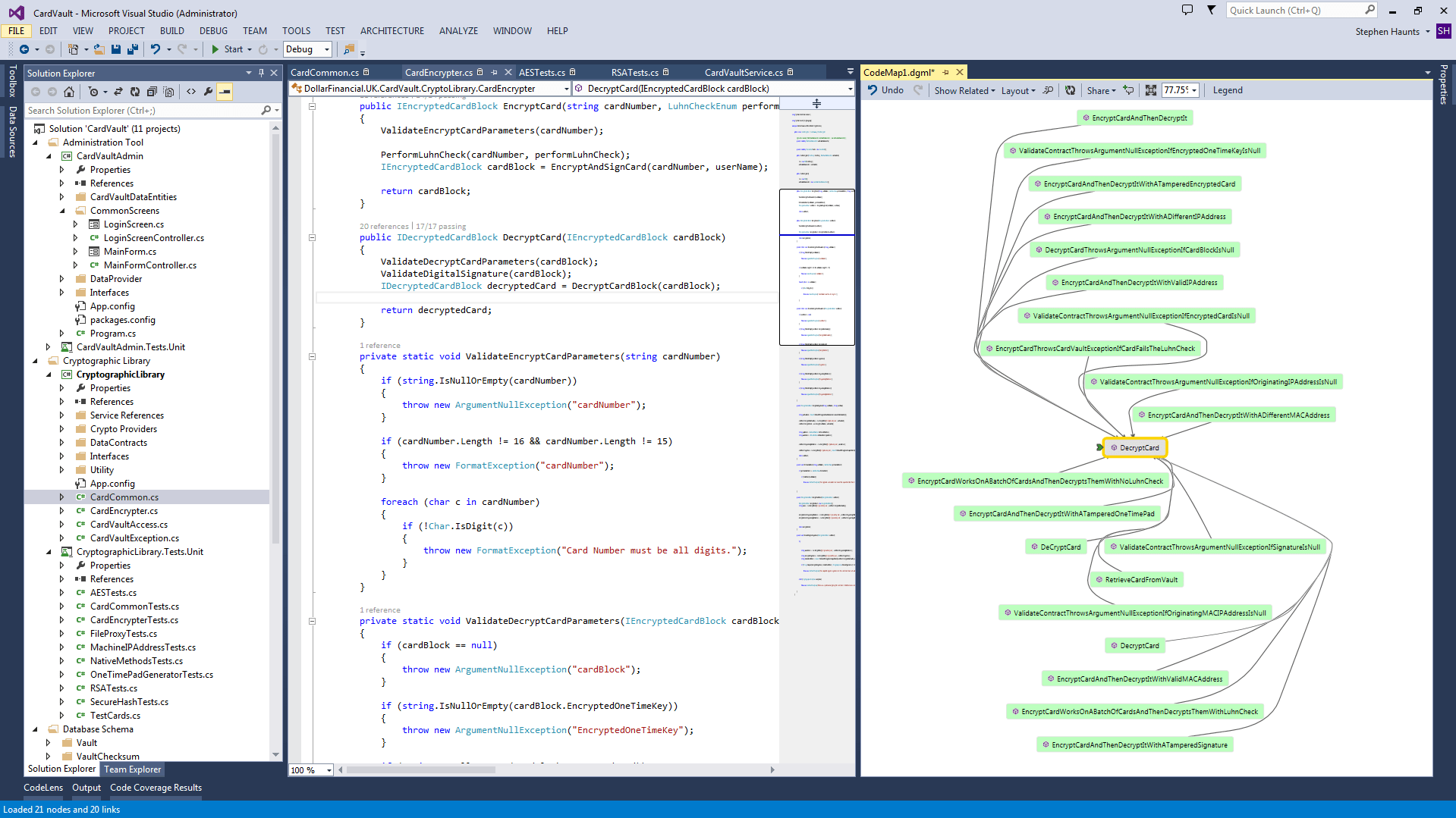 visual studio generate sequence diagram parallel battery wiring 2013 new ide features  stephen haunts