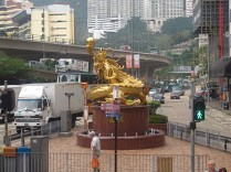 Golden Dragon, Hong Kong