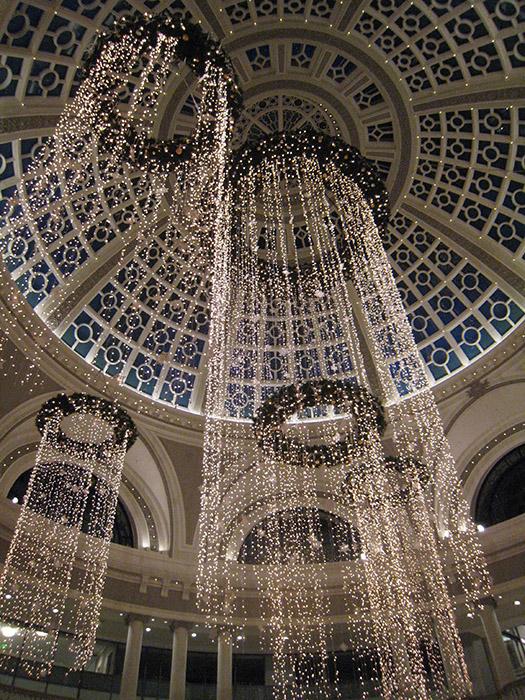 Dome, San Francisco Shopping Center