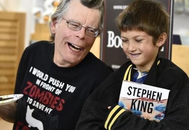 Stephen King en Sarasota