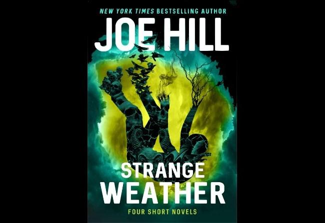 Strange Weather: La portada