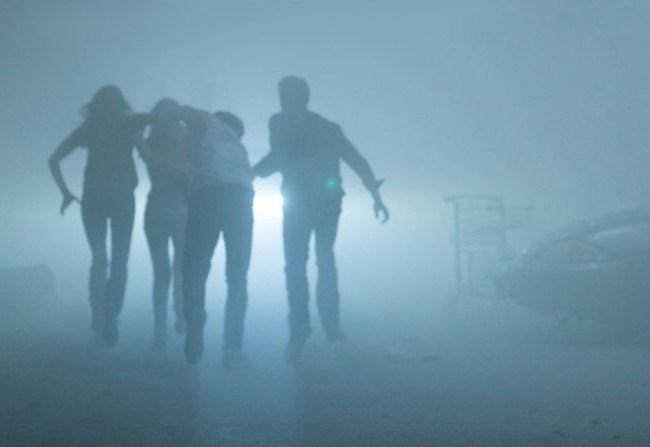 The Mist: Los personajes