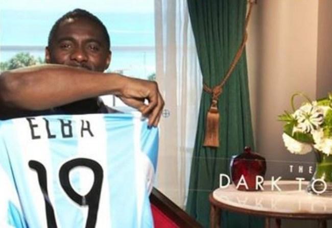 Ariel Bosi entrevista a Idris Elba