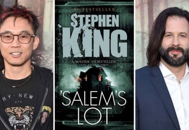 Salem's Lot: Se anuncia nueva versión