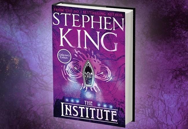 The Institute: Edición de WHSmith