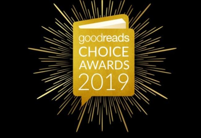 Premios GoodReads Choice 2019