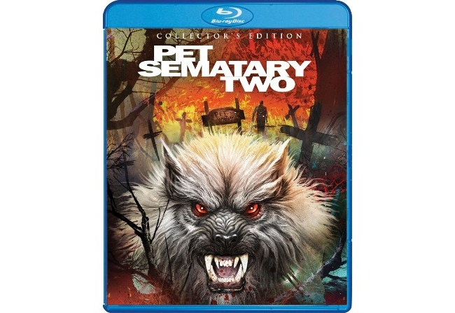 Pet Sematary Two en Blu-ray