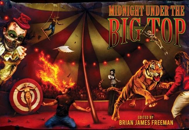 Midnight Under the Big Top
