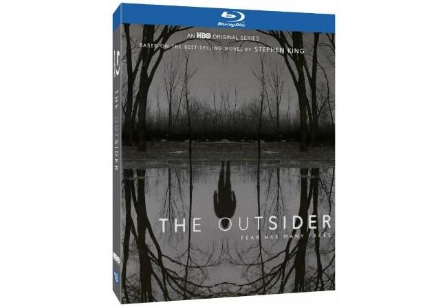 The Outsider en Blu-ray