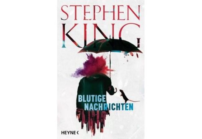 If It Bleeds: la portada alemana