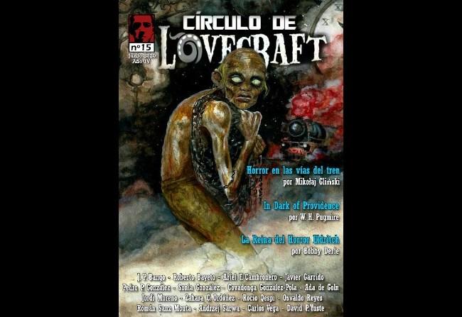 Revista Círculo de Lovecraft N° 15