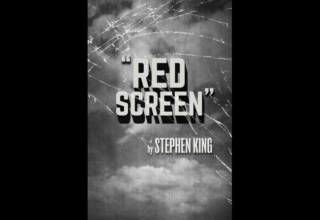 Red Screen: nuevo cuento de King
