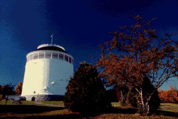 La tour d'eau de Bangor qui a aussi inspiré SK pour CA !