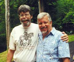 Stephen King rencontre Dan Simmons