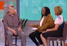 Stephen King interview The view