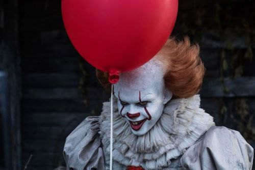 ça stephen king grippe-sou pennywise