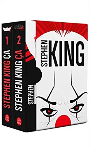 Coffret 2 tomes du Ça de Stephen King au Livre de Poche