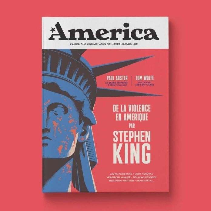 Stephen King Guns America